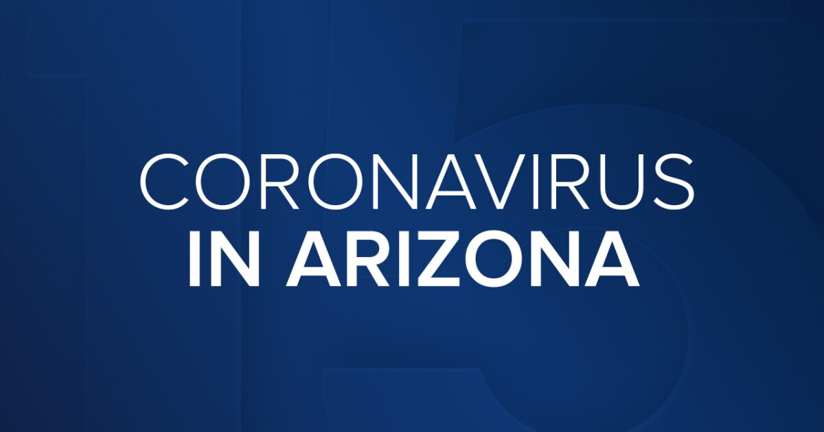 MAP: Coronavirus cases in Arizona by zip code