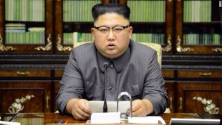 Satellite imagery finds likely Kim train amid health rumors