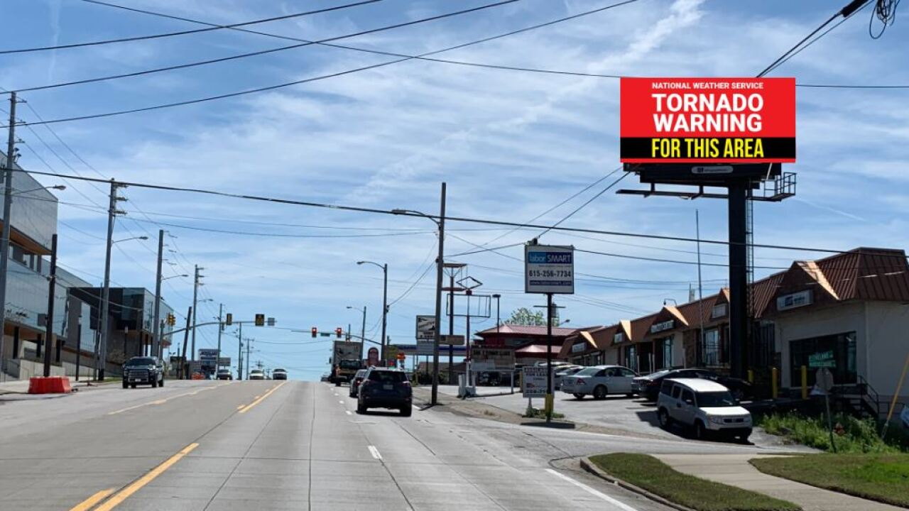 TornadoWarning billboard.JPG