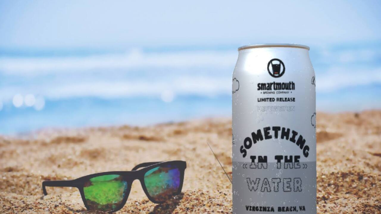 Smartmouth Brewing Co. pairing with Something In The Water festival to create 'uniquely-branded beer'