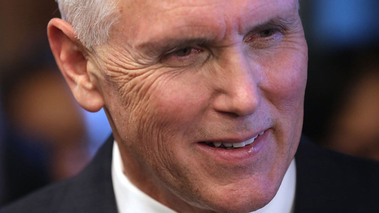 Vice President Mike Pence to speak at Cincinnati event
