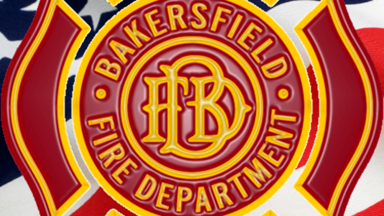 Bakersfield Fire Department's Hazmat Team called out to Central Bakersfield