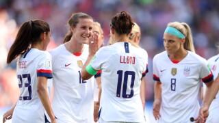 USA v Chile: Group F - 2019 FIFA Women's World Cup France Carli Lloyd