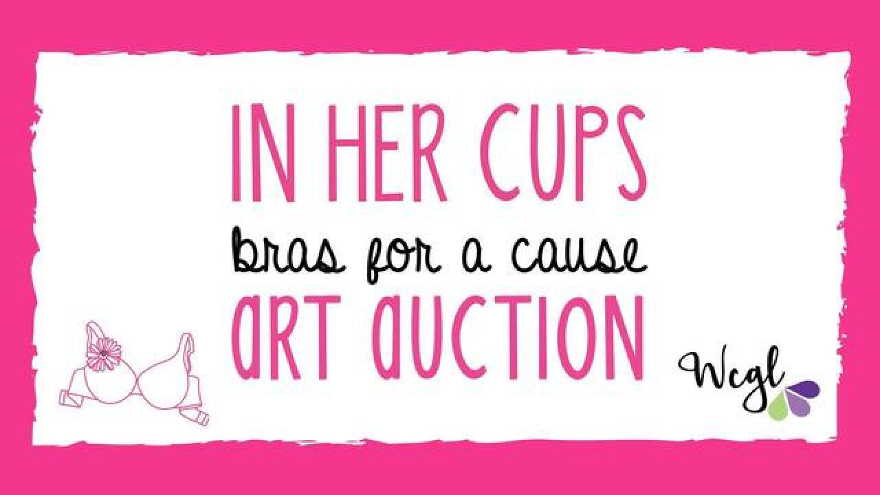 Lansing art auction will honor and support female survivors