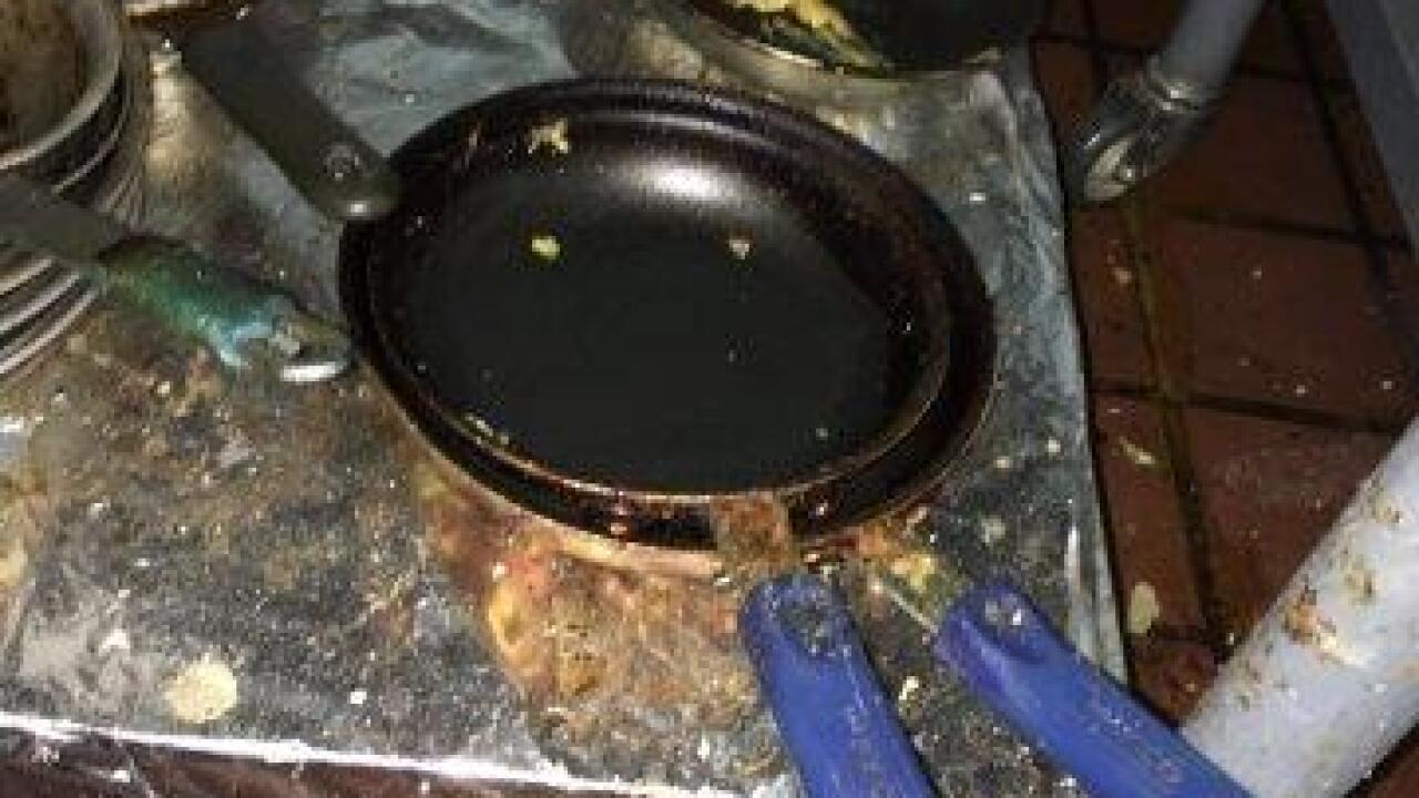 Playa Papagayos Seafood Dirty Dining