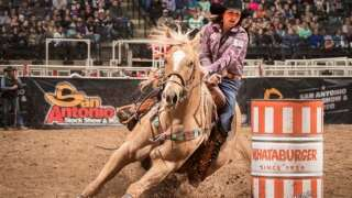 Champions crowned at lucrative San Antonio Rodeo
