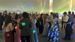 Williamston High School 2021 Prom