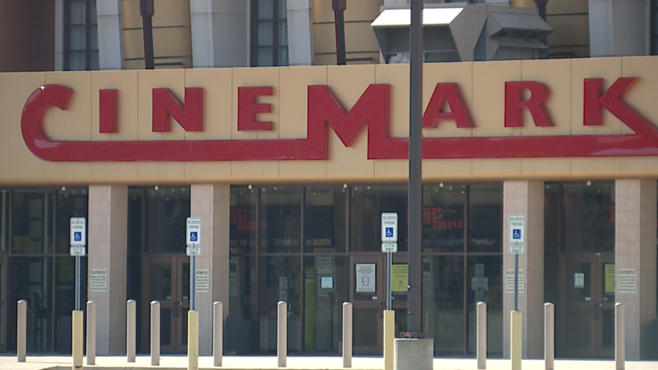 Cinemark movie theater