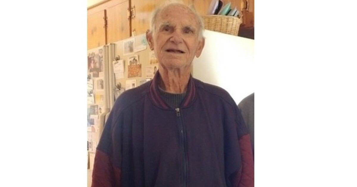 Body of missing 94-year-old Lompoc man found in riverbed, police say