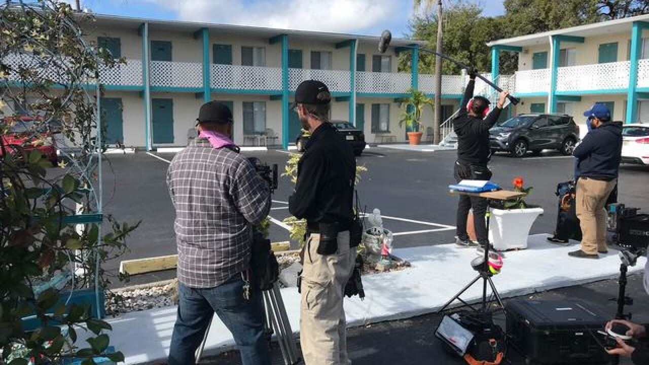 FL lags behind in attracting movie shoots