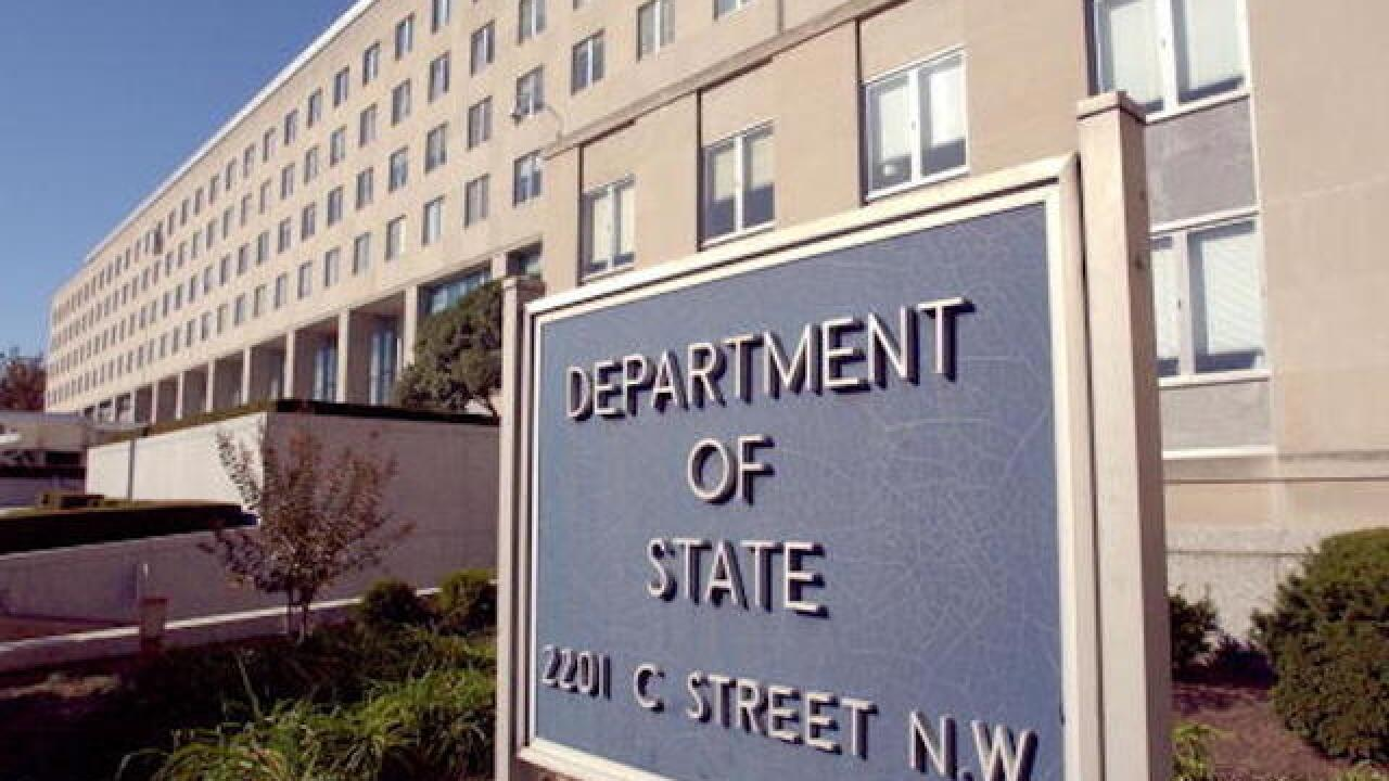 Trump administration asks top State Department officials to leave