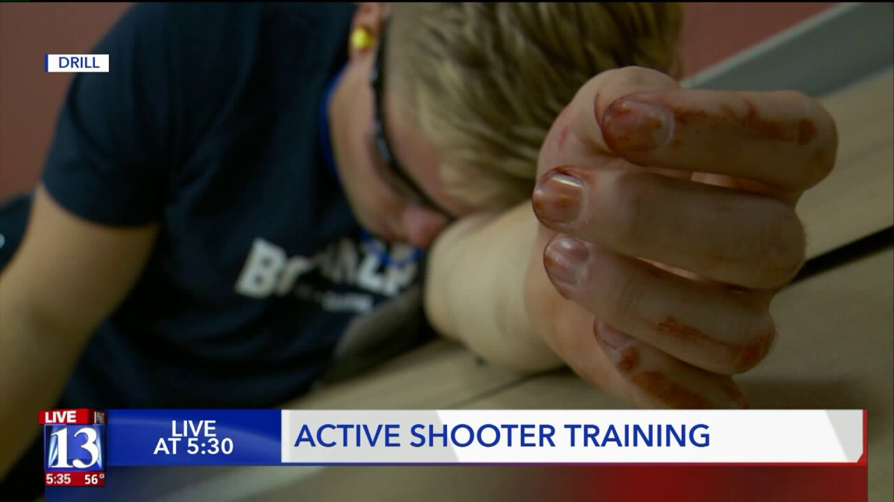 New active shooter training puts firefighters, EMT's on the frontline