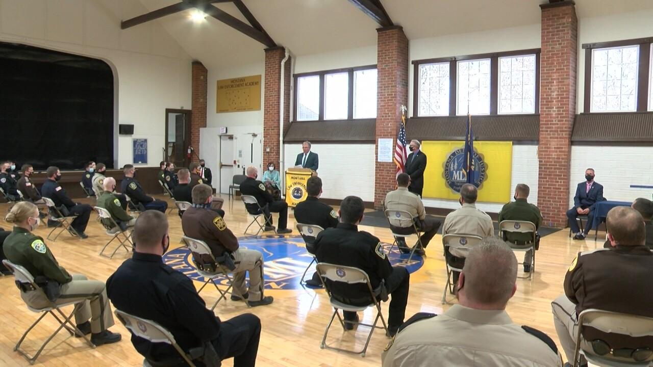 MLEA graduates 56 officers