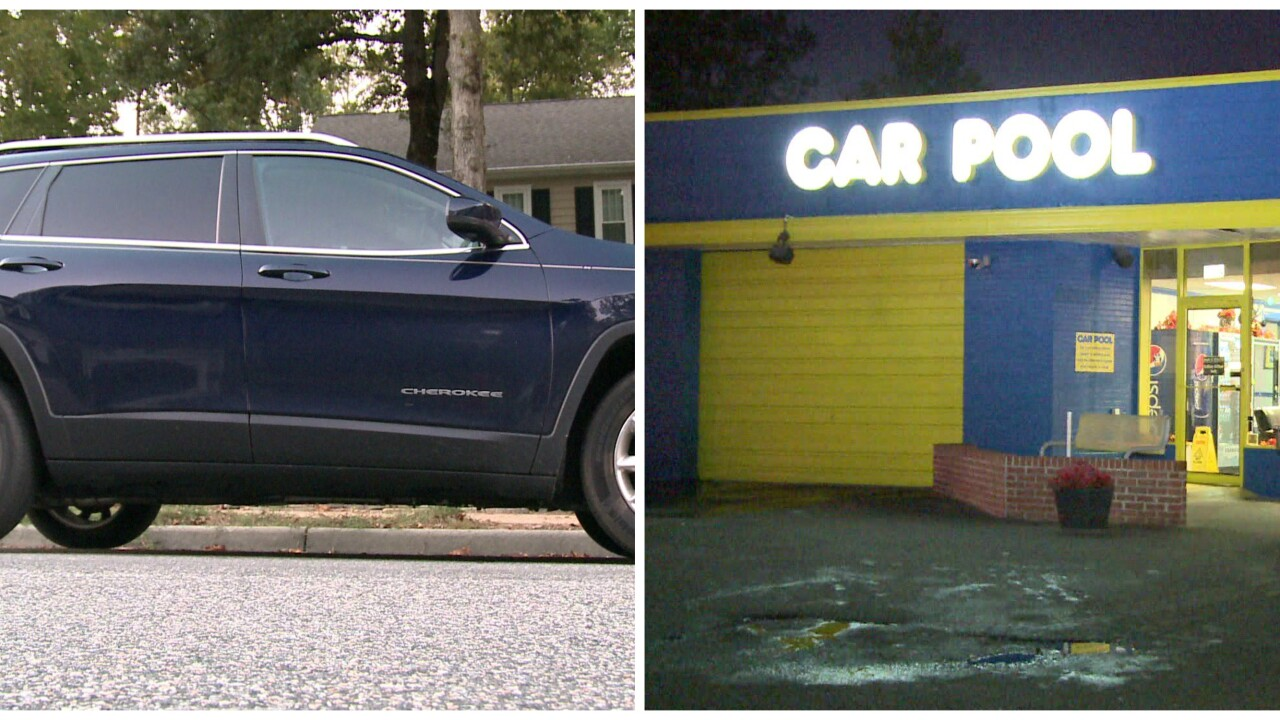 Local car wash not accepting Jeep Cherokee's due to safetyissue