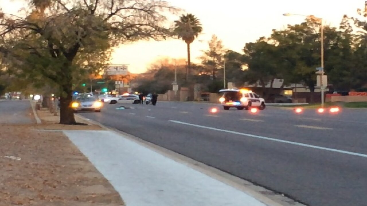 PD: Driver in PHX hit-and-run found dead