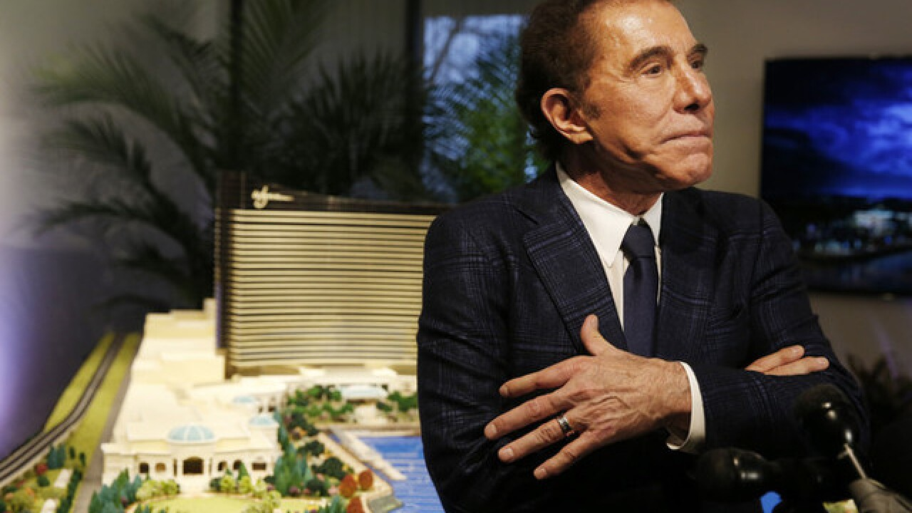 Steve Wynn sues dancer that accused him of sexual harassment