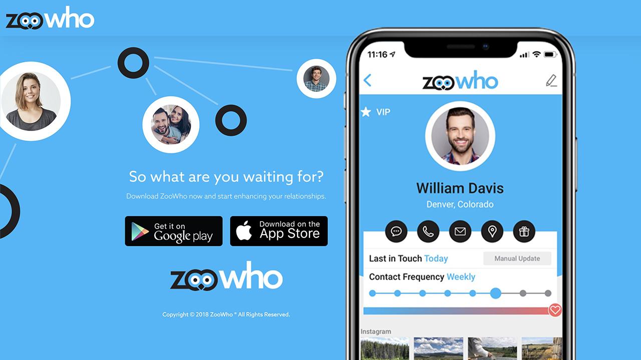 ZooWho app based in Utah looks to take on social mediagiants