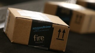 Amazon driver quits, abandons truck with packages inside