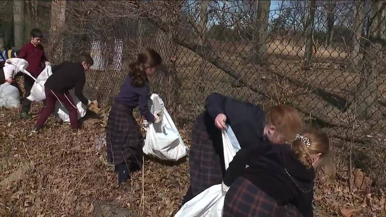 Cleveland Heights cleanup