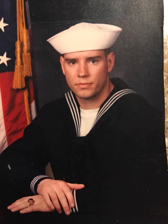 Bill Sabin Navy photo