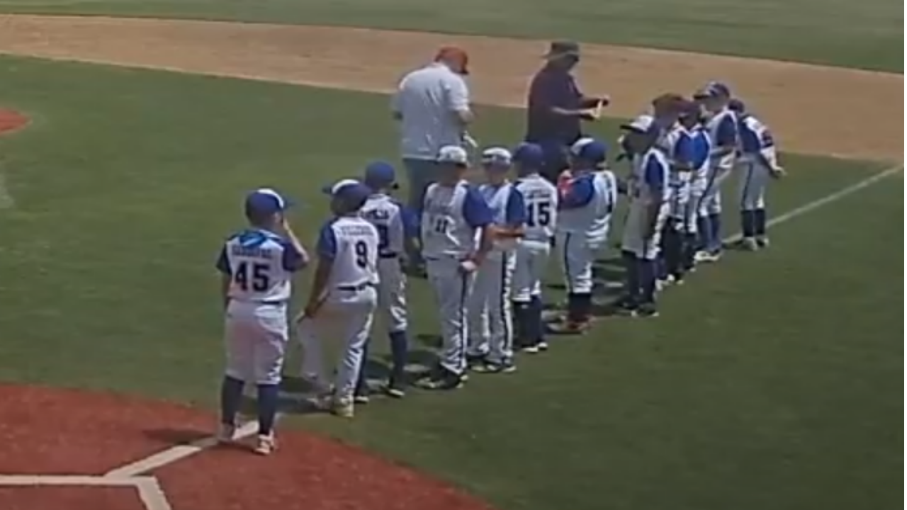 Local Little League team claims state championship in Abilene