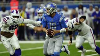 Jared Goff Bills Lions Football