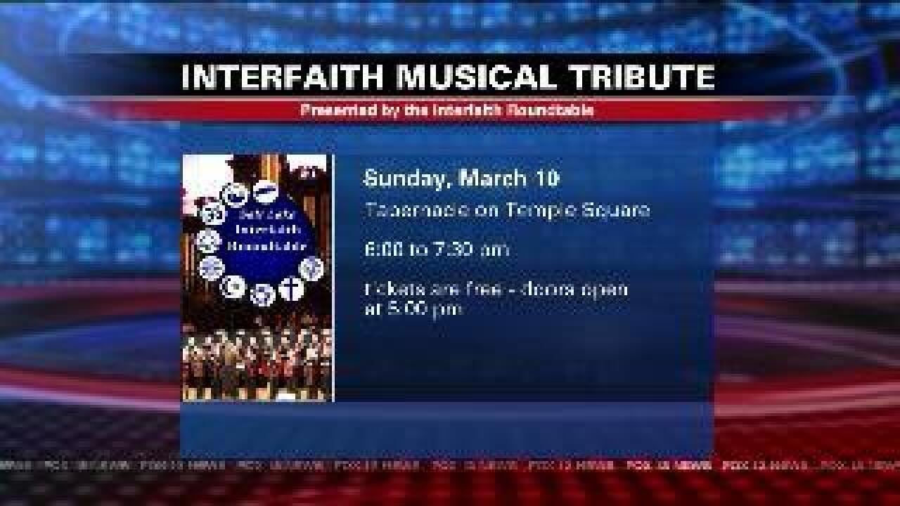 Interfaith Musical Tribute