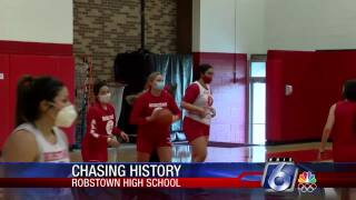 Robstown Lady Pickers aim to make history Friday night against Calallen