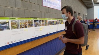 Residents Review Renovation Ideas for OTR