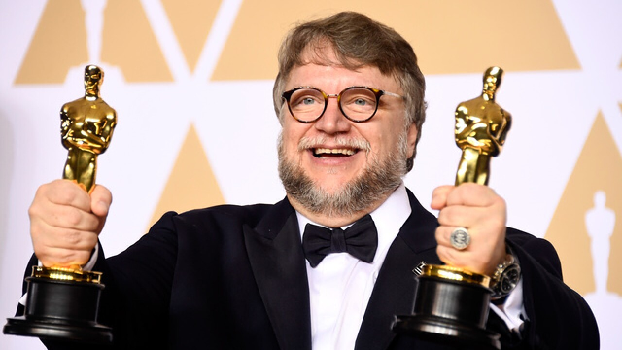Guillermo del Toro to direct 'Pinocchio' musical for Netflix