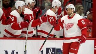 Detroit Red Wings defenseman Niklas Kronwall is retiring, joining Steve Yzerman's staff