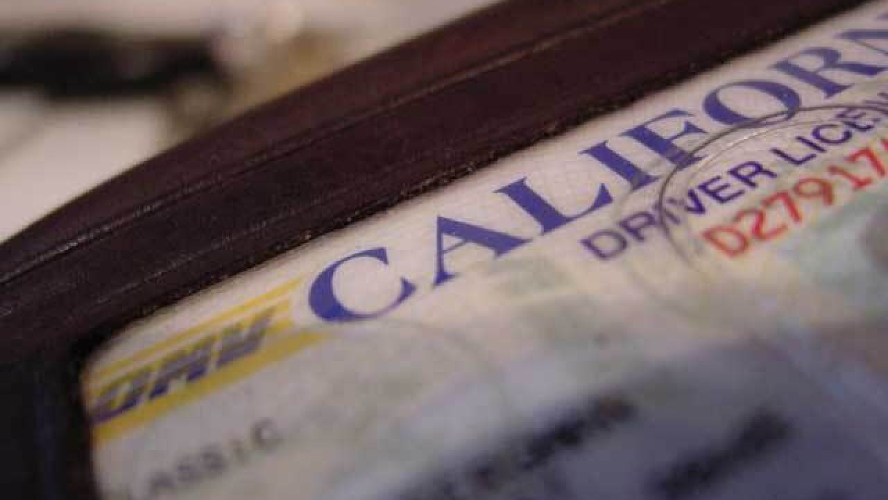 California bill would allow drivers to choose their license photo