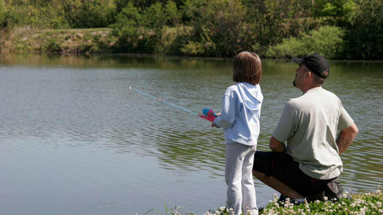 Fish, hike, and ride for free with DNR's 'Fun Free Weekend' June 2 and 3