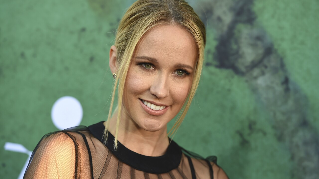 Actress Anna Camp talks about contracting COVID-19, 'it can happen to anyone'