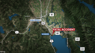 Somers Fatal Crash Map