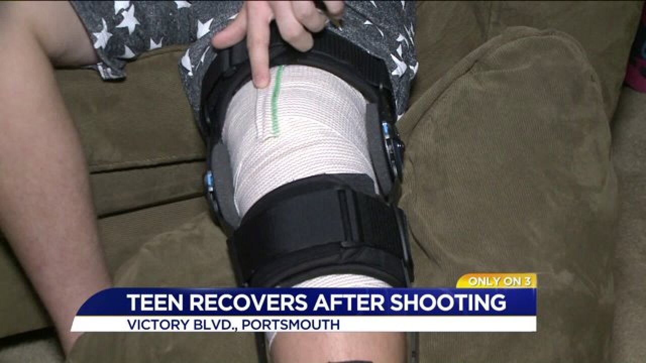 Portsmouth family questions man's charges after shooting at grocerystore