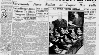 Photos: Utah Booze News podcast: Happy Repeal Day! Utah cast the vote that ended Prohibition