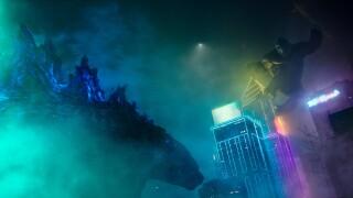 'Godzilla vs. Kong' stomps to pandemic-best $48.5M opening