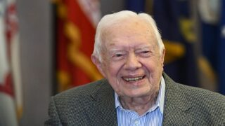 Jimmy Carter claims Russia won Trump the White House