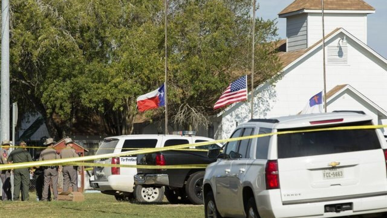 Texas church shooting marks one of five deadliest in recent
