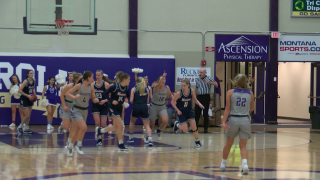 No. 23 Carroll College Women fall to No.12 LC State
