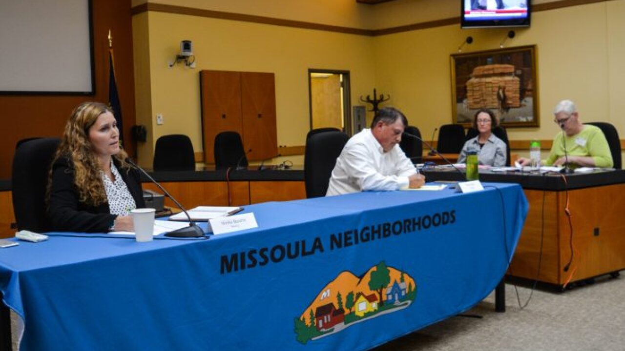 Missoula City Council Ward 2