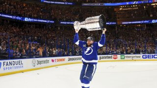 Stanley Cup Finals Hockey Tampa Bay Lightning