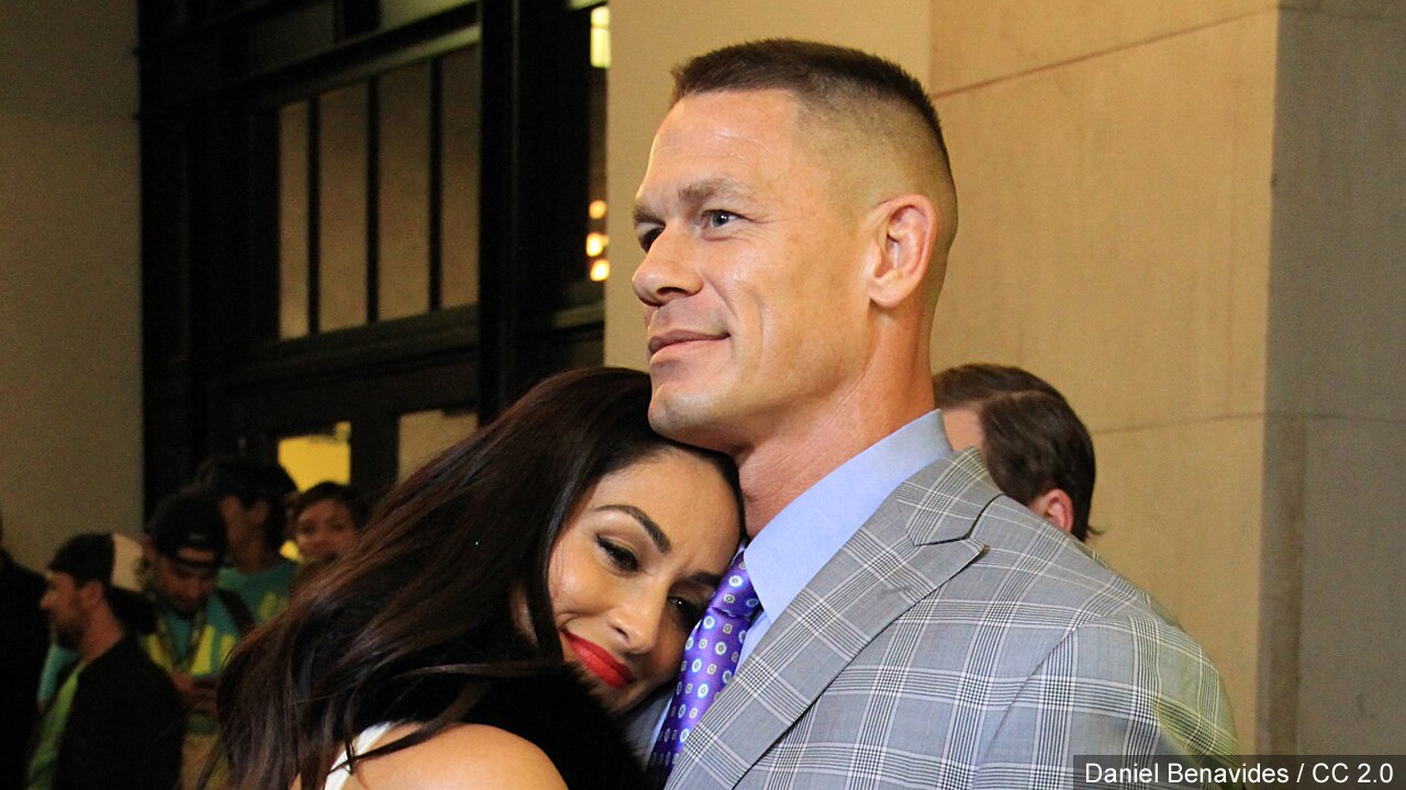 John Cena announces $500K donation to California fires first responders