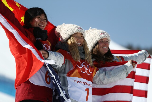 Day 4 highlights from the 2018 Winter Olympics