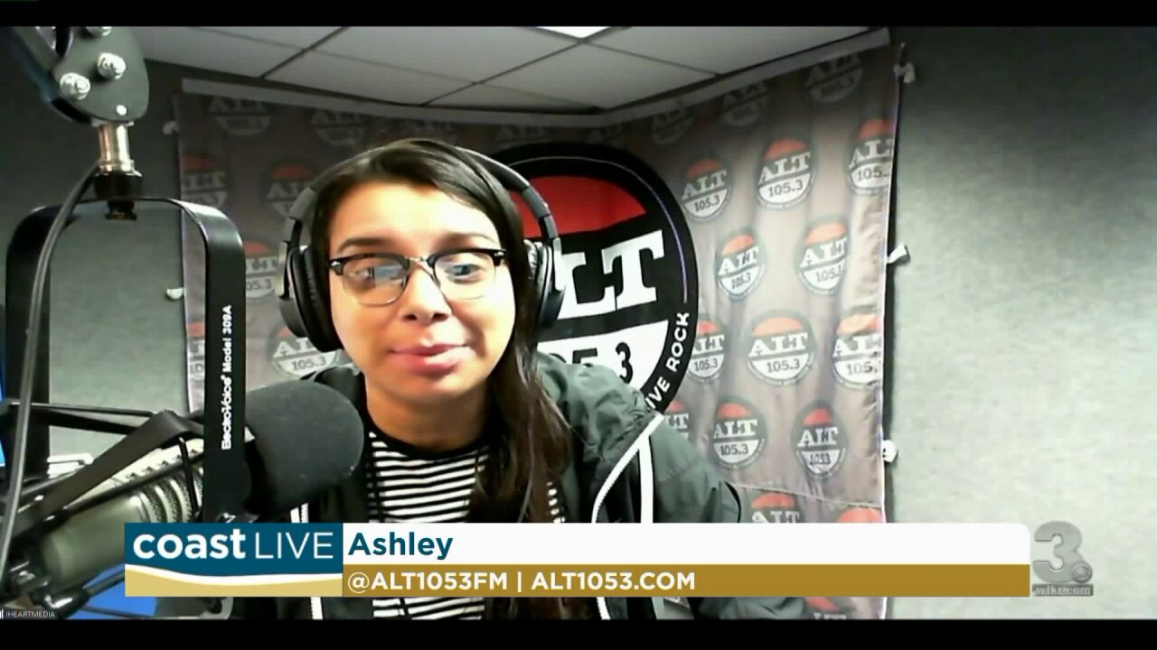 Music News from Ashley at ALT 105.3 on CoastLive