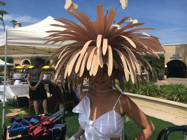 PHOTOS: Hats galore at Del Mar Racetrack's Opening Day 2018