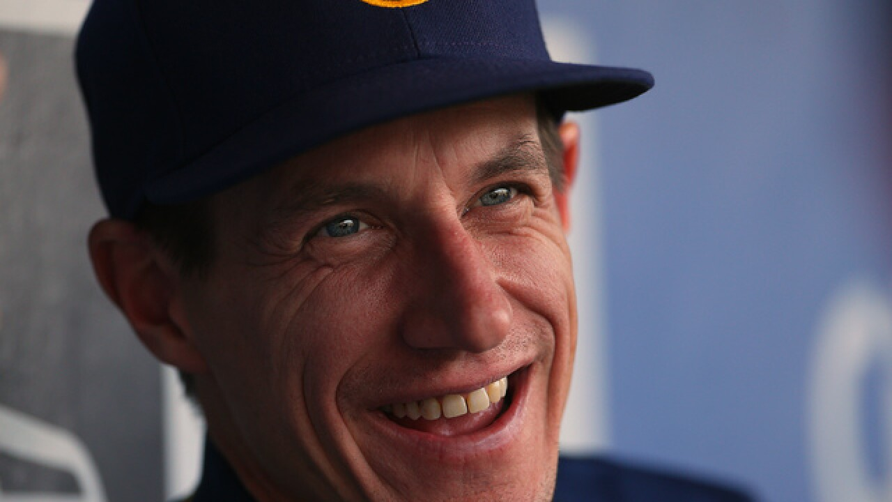 Craig Counsell named finalist for 2018 NL Manager of the Year