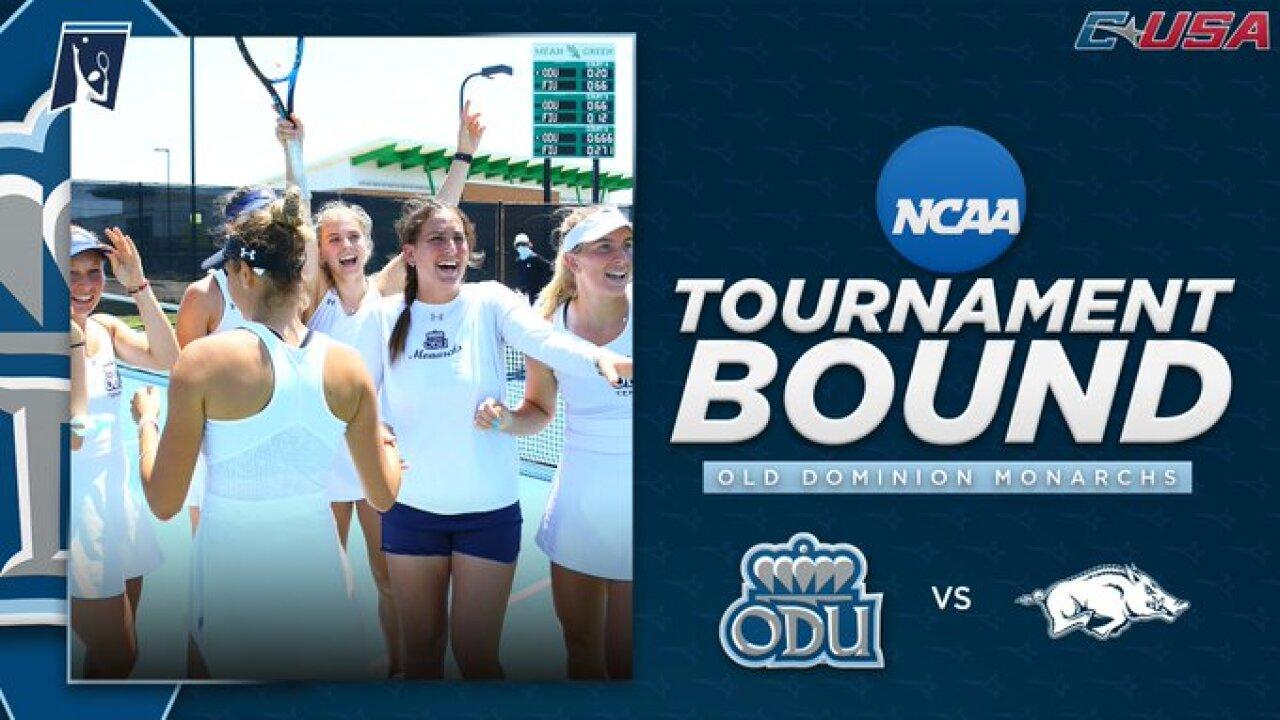 ODU women's tennis