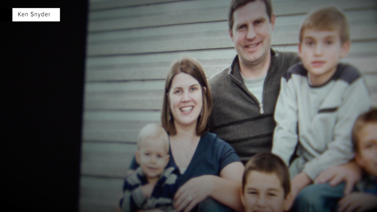 Katie Snyder Evans was killed by a drunk driver just weeks after giving birth to premature twin daughters four years ago.
